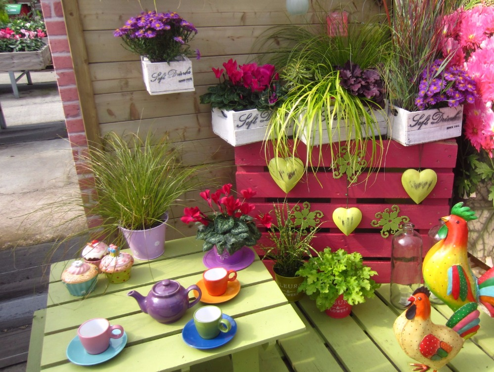 Idees amenagement coin de jardin for Amenagement petit coin jardin